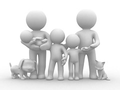 big family (print2) Tags: family portrait people dog pet baby sun white abstract guy love cat happy person grey photo 3d kid infant humorous dad father profile daughter mother human harmony sit care piece mam hung humanoid