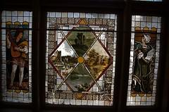 Eckersbergsgate 17 - detalj fra vinduene inne