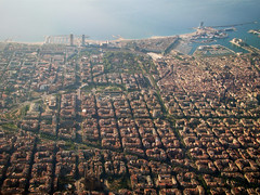 Barcelona downtown (LTCE) Tags: barcelona city panorama port fly spain europe downtown day aviation bcn flight aerialview ciudad clear espana porto barceloneta getty catalunya architettura barcellona aviazione spagna aerials ciutat catalogna vistaaerea aviacion volare volar architecturalphotography discoveryphotos gettyimagesiberiaq2