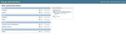 Site administration - Django site admin_1240799902399 (by appleboy46)