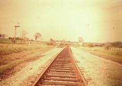 Mangotsfield North (emmdee) Tags: station railway 1970s mangotsfield bristolarea