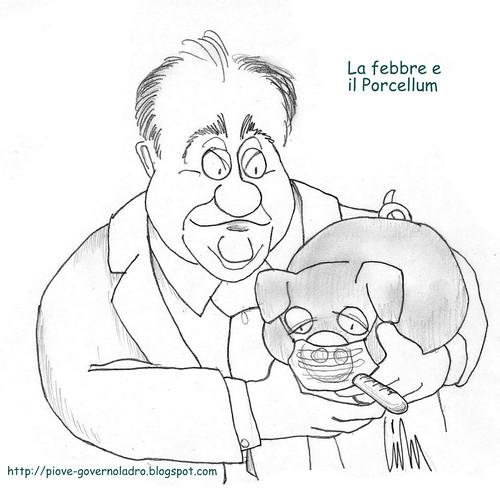 """La Febbre e il """"Porcellum"""""""