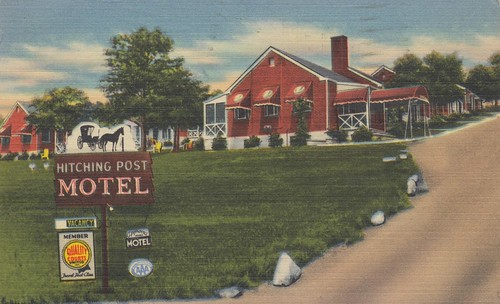 Hitching Post Motel - Roanoke, Virginia