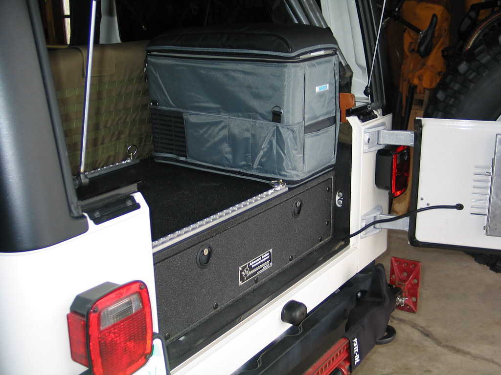 "Custom Jeep Rubicon >> Jeep TJ Storage ""What would you do"" - Expedition Portal"