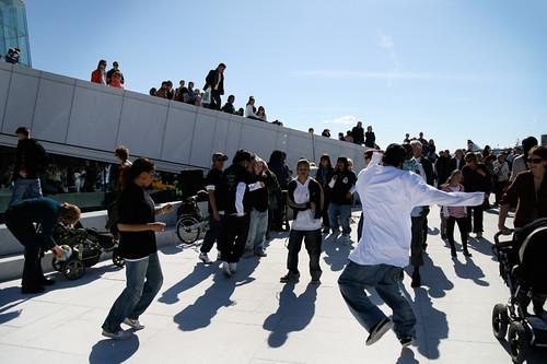 Snelda på taket 2008