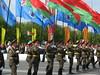 Victory Day parade, Minsk,Belarus