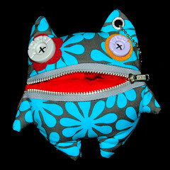 Lola - Toco Junk Plush Monster