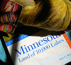 Minnesota and yarn