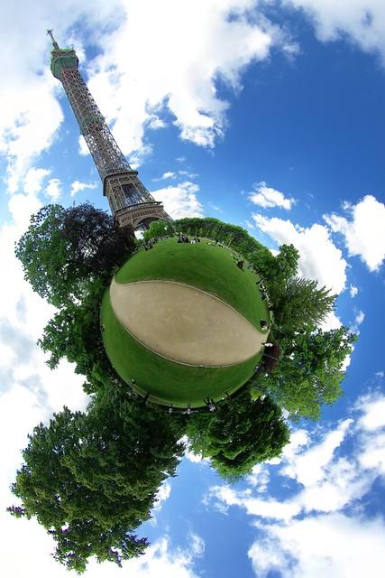 Eiffel Ball