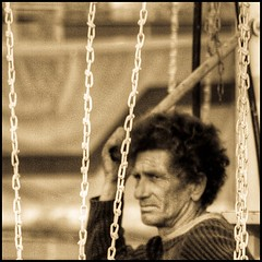 Everyone's got their chains to break (PhatCamper) Tags: portrait monochrome chains hungary budapest ungarn hungarian magyarország városliget 500x500 jacklang pseudohdr arckép singlerawtonemapped platinumheartaward szociofoto