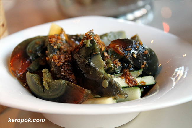 Century Egg Pickle