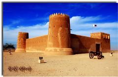 قلعة الزبارة (MJ ♛) Tags: canon eos north efs1855mm 1855mm majid efs doha qatar alahmadi alzubara قطر الدوحة قلعة الشمال 40d ماجد الاحمدي الزبارة زبارة malahmadi