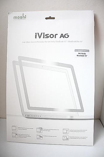 moshi iVisor 霧面保護貼 試用心得