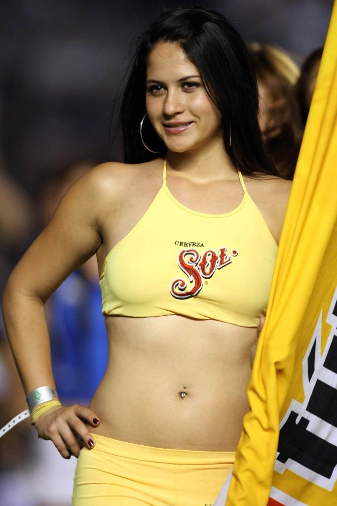 promotoras del futbol mexicano