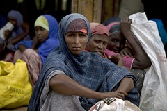UNHCR News Story: Number of Somalis displaced in current wave of violence nears 120,000 (UNHCR) Tags: women kenya hijab conflict soldiers government fighting awareness information unhcr victims somalia fleeing displacement fooddistribution clans idps civilians humanitarianaid mogadishu newarrivals victimization acnur humanitariancrisis dadaab banaadir globalconscience afgooye internaldisplacement somalirefugees eastandhornofafrica alshabaab hisbulislam unhcrnewsstories oppositionforces moqdishu