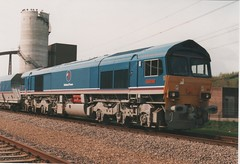"""59201 """"Vale of York"""" (Brother Ernie) Tags: york power class vale national 59"""