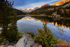Alpine Awakening (James Neeley) Tags: california landscape mammothlakes hdr rockcreek littlelakesvalley 5xp mywinners jamesneeley flickr12 mountainhighworkshops