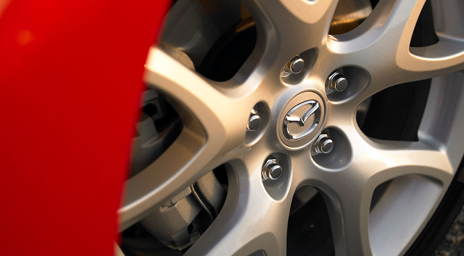 Mazdaspeed 3 18-inch alloy wheels