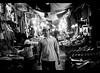 Lost in thought ... (davidfattibene) Tags: china urban bw cityscape lifestyle xian nikkor 50mmf14d bnvitadistrada bncittà