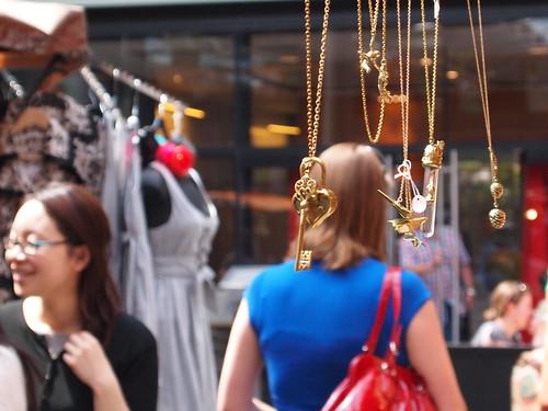 Spitalfields: jewellery