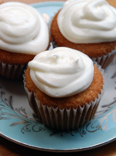 Lemon & Lime Cupcakes