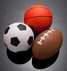 Sport stress balls #1