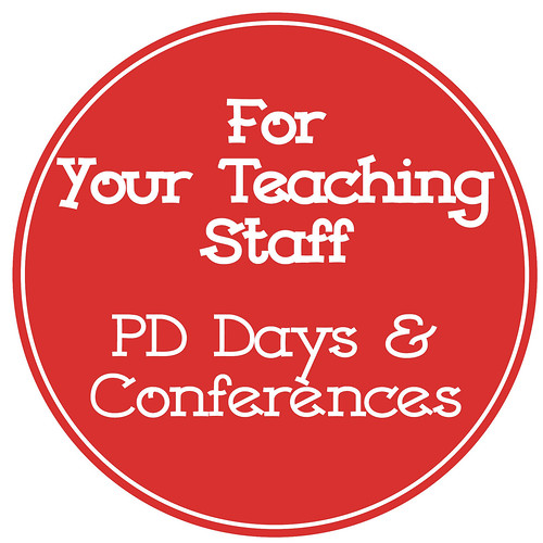 Workshops for your Teaching Staff