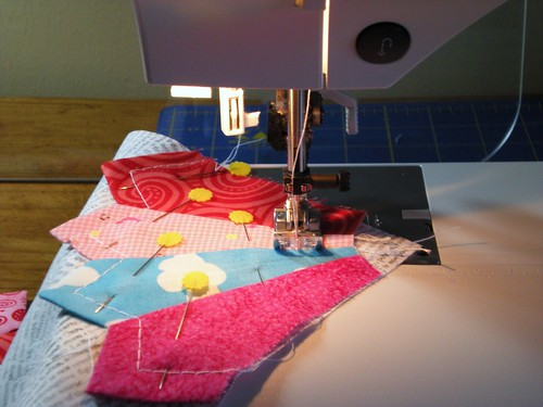 Doll Quilting #4
