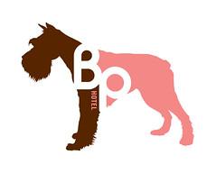Bark Park - Identity 2 (W70) Tags: dog art illustration vintage puppy logo hotel design marketing artist tag retro identity brand w70 customlogo shanejwiggins wseventy shanewiggins