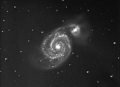 M51 (Passero82) Tags: astronomy m51 Astrometrydotnet:status=solved Astrometrydotnet:version=12233 Astrometrydotnet:id=alpha20090973499806