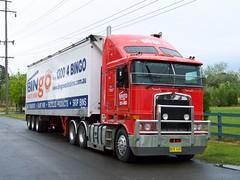 108_1646 (craigrussell76) Tags: truck australia bingo coe kenworth cabover k108