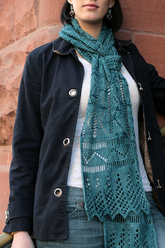 Colonnade Scarf - T&K 258