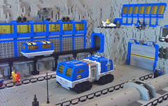 Skunk Base N (S.L.Y) Tags: classic lego space tram rover neo skunk base