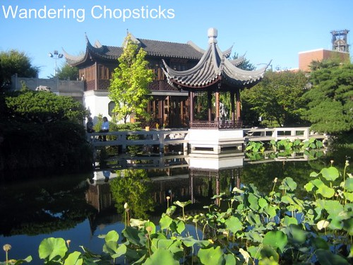 Day 4.12 Lan Su Chinese Garden (Portland Classical Chinese Garden) - Portland - Oregon 26