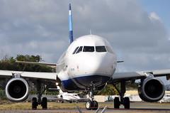 jetBlue Airways - Airbus A320-232 - N634JB - B*L*U*E - Princess Juliana International Airport (SXM) - St. Maarten - May 12, 2010 497 RT CRP (TVL1970) Tags: blue airplane geotagged saintmartin nikon aircraft aviation stmartin airbus jetblue stmaarten sxm airliners a320 iae sintmaarten netherlandsantilles airbusa320 tncm mahobeach princessjulianainternationalairport gp1 d90 a320200 a320232 airbusindustrie jetblueairways v2500 airbusa320232 princessjulianaairport airbusa320200 iaev2500 nikond90 n634jb v2527a5 v2527 nikkor18105mmvr 18105mmvr nikongp1 internationalaeroengines
