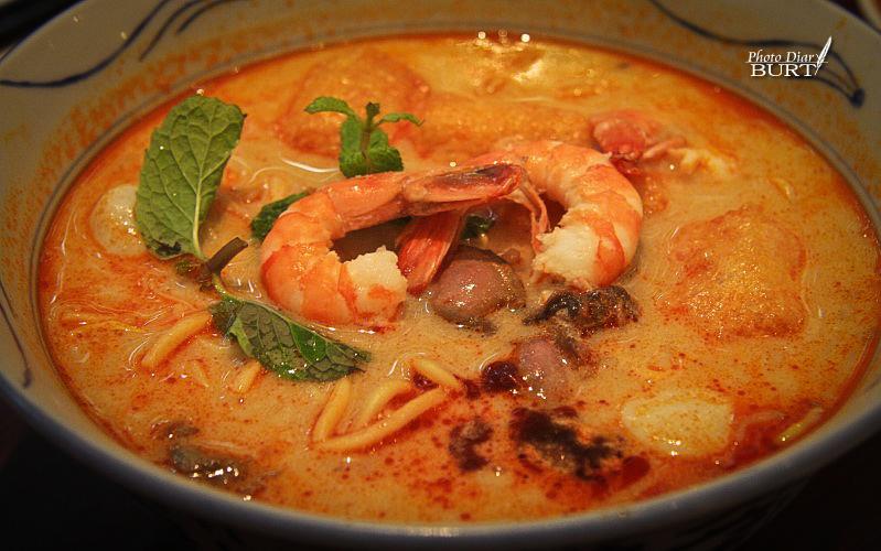 吉隆坡_蝦麵