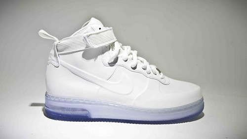 Nike Air Force 1 Foamposite White_1