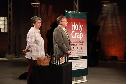 HolyCrap as seen on TV