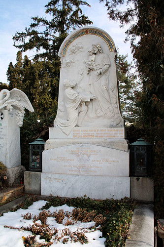 Scheimpflug family grave