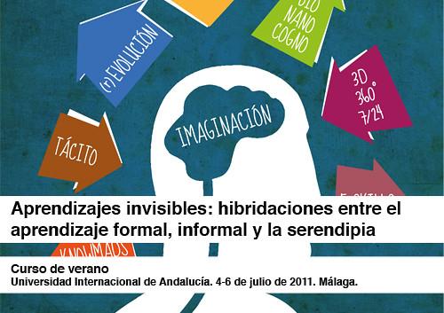 Aprendizajes Invisibles: hibridaciones entre el aprendizaje formal, informal y la serendipia