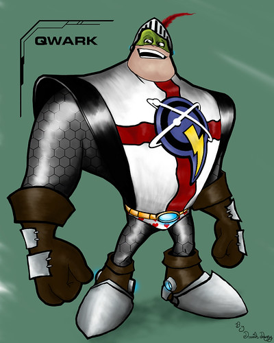 Ratchet & Clank: All 4 One: Qwark Costume