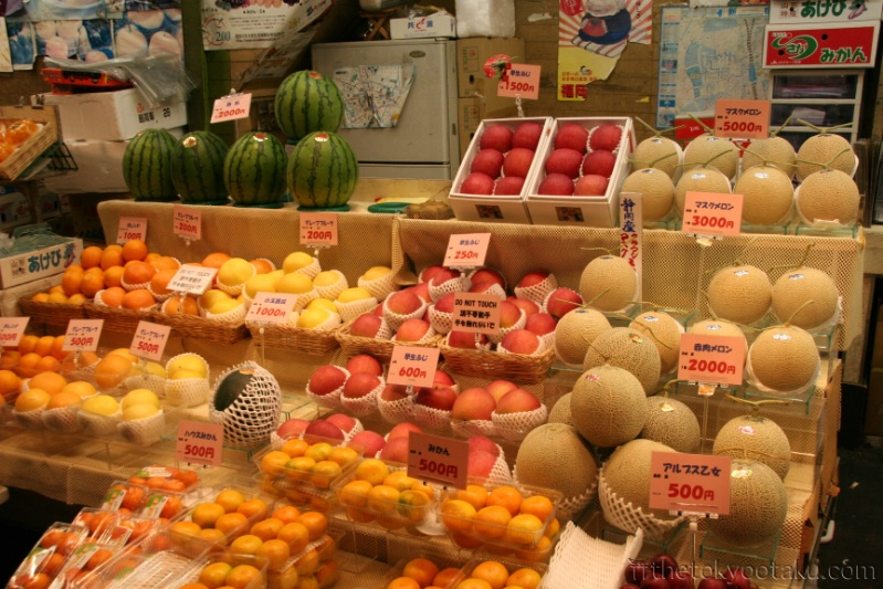 fruit stand shop