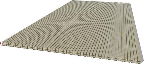1 tril pile