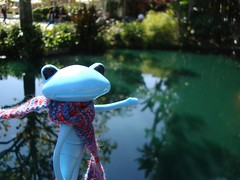 50 Henry wants to swim (irulethegalaxy) Tags: disneyland disney tudor henry viii 8th eighth henryvii henrytheeighth henrythe8th studiouoo wonderfrog notatudor