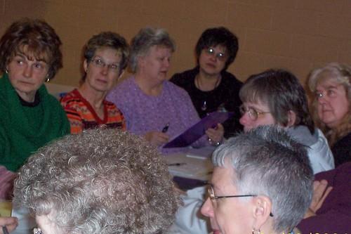 Myra, Kathy, Nancy