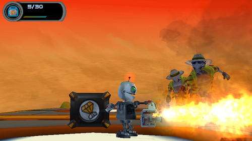 Secret Agent Clank screenshot 5