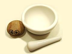 乳鉢 mill