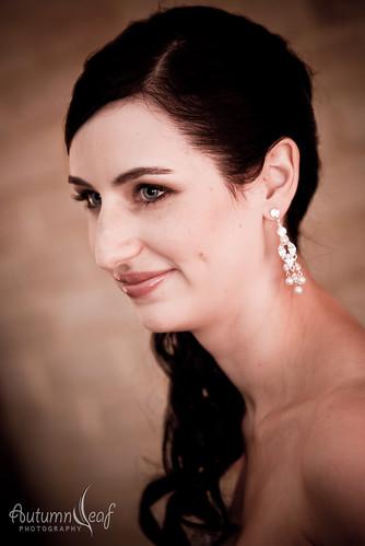 Kelly and Birsan - The beautiful bride