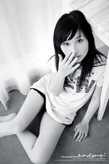 Eve (AehoHikaruki) Tags: life light portrait people blackandwhite bw cute girl beautiful fashion photo nice interesting asia sweet album great chinese taiwan lazy taipei lovely       platinumheartaward