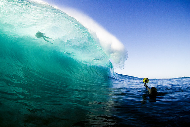 curtis p and unridden wave